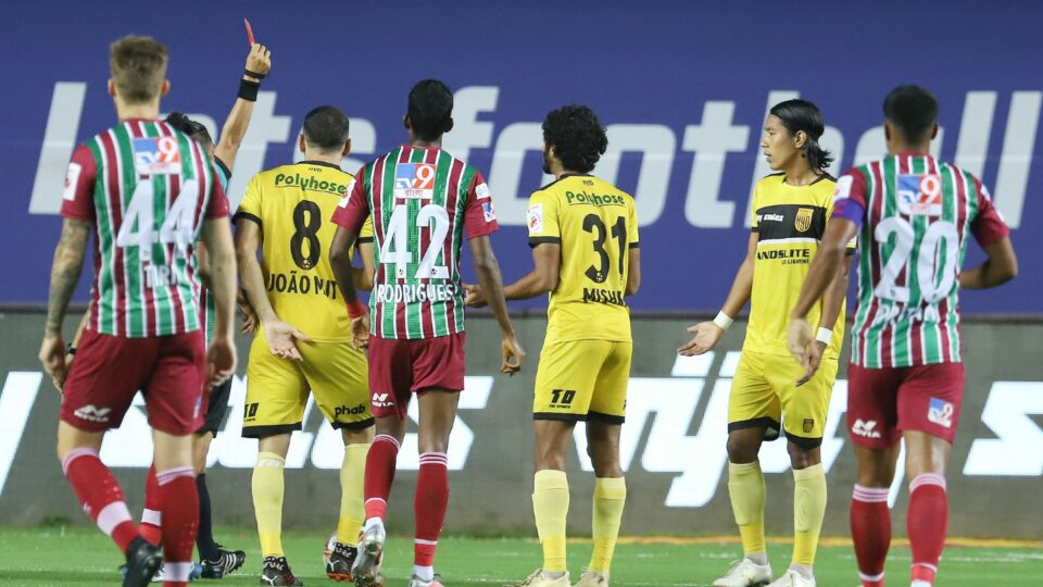 Maillot de bain Second-half of consultants ATK Mohun Bagan remove Hyderabad for a point that does neither crew any favours