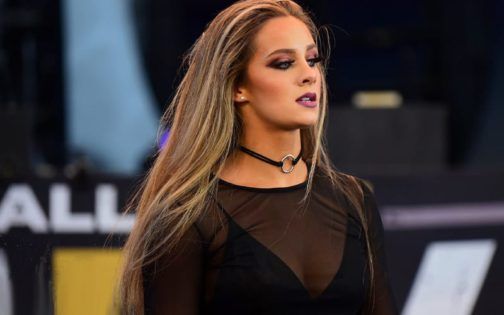 Maillot de bain AEW Huge title and Darkish Recount Member Anna Jay Will Reportedly Omit One one year Due To Excessive Bother