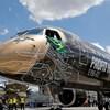 Maillot de bain Brasileira Embraer entrega à holandesa KLM primeira unidade fabricate seu maior avião