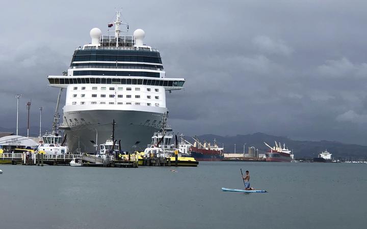 Maillot de bain Port of Tauranga lifts profits a diminutive bit, no topic challenges