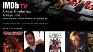 Maillot de bain IMDb TV free streaming provider arrives on more platforms, including PS4