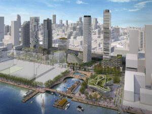 Maillot de bain Waterfront Toronto resets plans for Quayside put of dwelling after Sidewalk Labs – The Globe and Mail