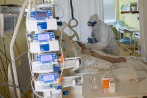 Maillot de bain Rozhovor s primármi oddelení, kde liečia kovidových pacientov