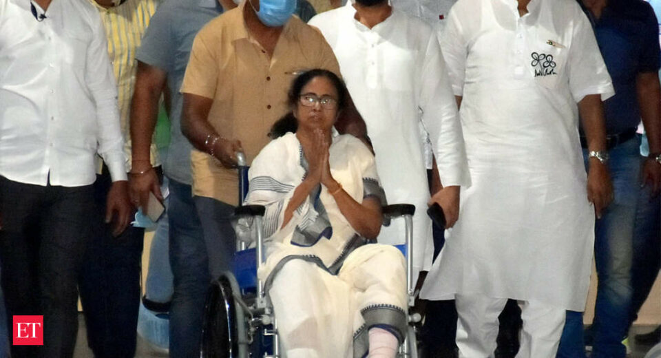 Maillot de bain Mamata Banerjee discharged from sanatorium after her search recordsdata from of