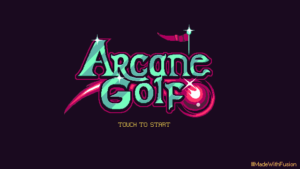 Maillot de bain TouchArcade Game of the Week: 'Arcane Golf'