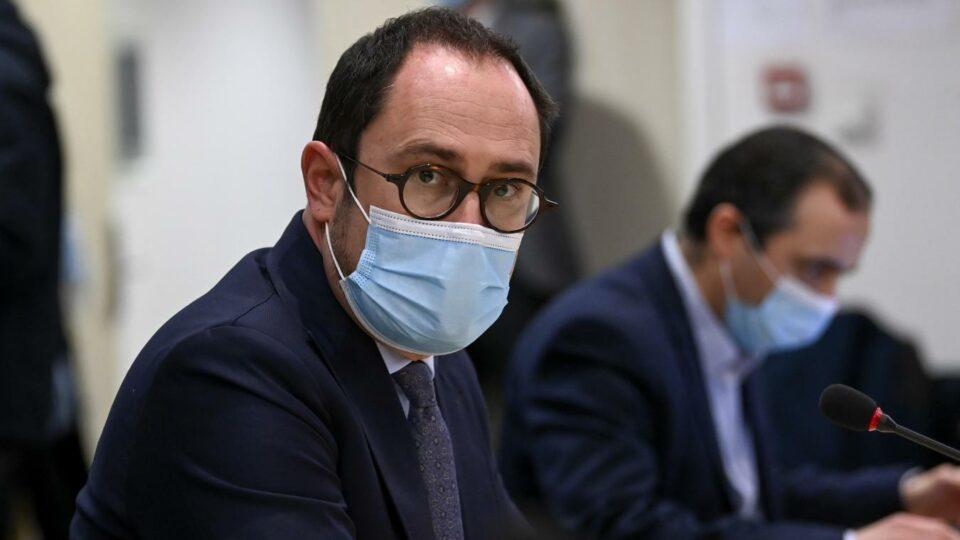 Maillot de bain Vaste opération antidrogue: Vincent Van Quickenborne pas surpris que des personnes du système judiciaire soient impliquées