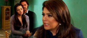 Maillot de bain 'Triunfo carry out Amor': Vitória pega Maria e Alonso no flagra