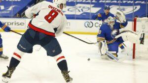 Maillot de bain Ovechkin matches Esposito with 717th purpose; Caps rout Sabres