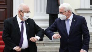 Maillot de bain Reuven Rivlin: Israels Präsident fordert »kompromisslosen« Einsatz gegen Irans atomare Bewaffnung