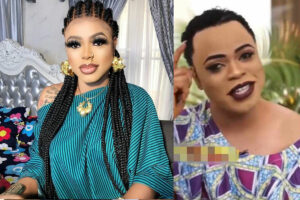 """Maillot de bain """"In The Next 5 Years, I'll Be Married To A Elegant Girl"""" – Video of Bobrisky From 2016 Surfaces"""
