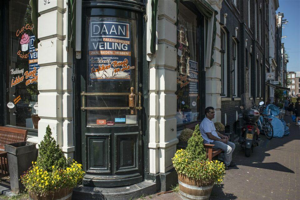 Maillot de bain Veilinghuis Daan Auctions failliet door onbehoorlijk bestuur