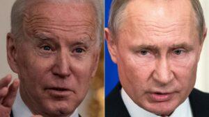 Maillot de bain Russia Threatens Vax Sabotage, Blackmail & Survey Enhance After Biden Calls Putin a 'Killer'
