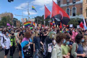 Maillot de bain Two Sydney Homosexual and Lesbian Mardi Gras Board Administrators Stood Down