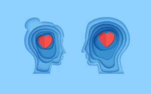 Maillot de bain Science décalée : nous surestimons l'intelligence de notre partenaire
