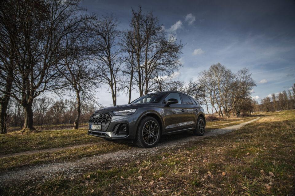 Maillot de bain Najobľúbenejšie SUV od Audi je teraz ešte lepšie. Dokáže komunikovať svetlami