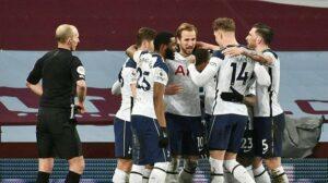 Maillot de bain Aston Villa Tottenham 0-2 (MAÇ SONUCU – ÖZET) #