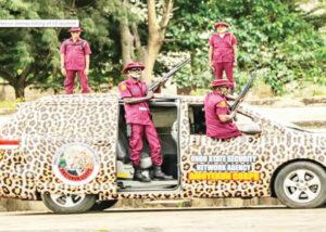 Maillot de bain Amotekun arrests 100 cows in Ondo