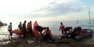 Maillot de bain Dua Nelayan di Nias Selatan Hilang saat Melaut