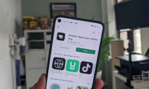 Maillot de bain Wombo: Selfie-App zerlegt die App-Charts und lässt sogar Corona-Apps hinter sich