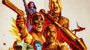 Maillot de bain The Suicide Squad Gets A Red Band Trailer The following day, James Gunn Says