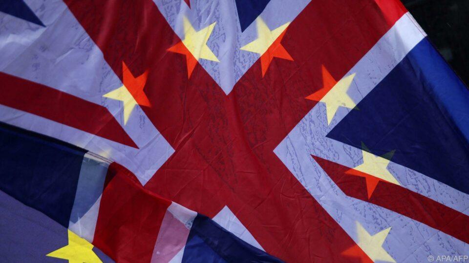 Maillot de bain Brexit brachte Probleme für jede zweite britische Firma