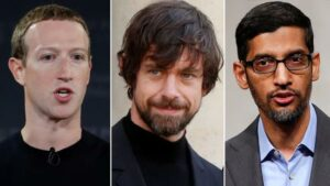 Maillot de bain Facebook谷歌和推特CEO国会听证会证词曝光:打击虚假消息已尽力 – the US 美国 – cnBeta.COM