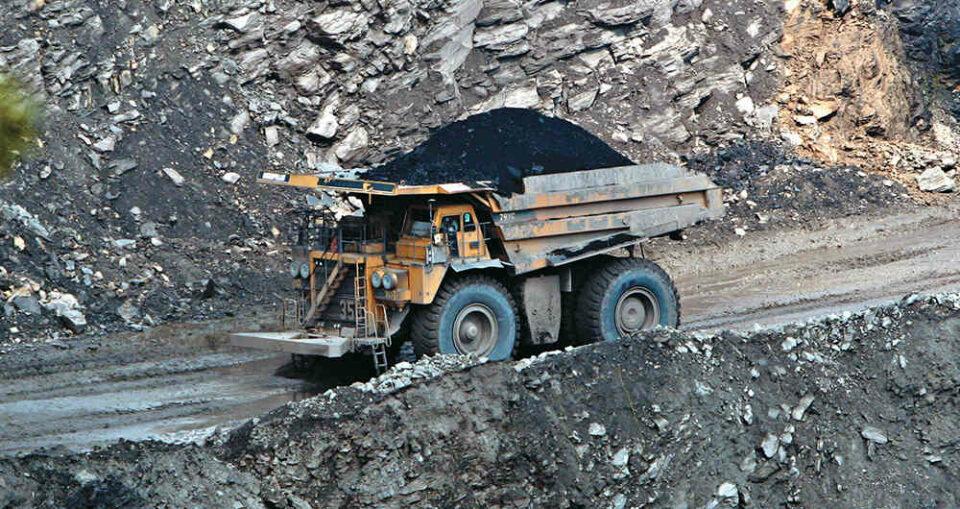 Maillot de bain Cayó 40% la producción de carbón en Colombia en 2020