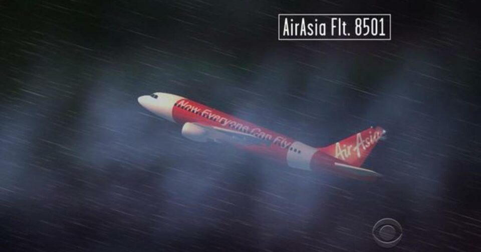 Maillot de bain Unique particulars in AirAsia fracture stammer co-pilot flying jet