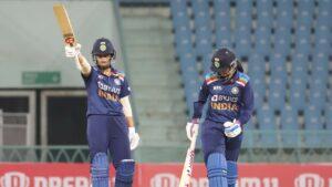 Maillot de bain Shafali Verma consolidates situation as top-ranked T20I batter; Smriti Mandhana rises to No. 6