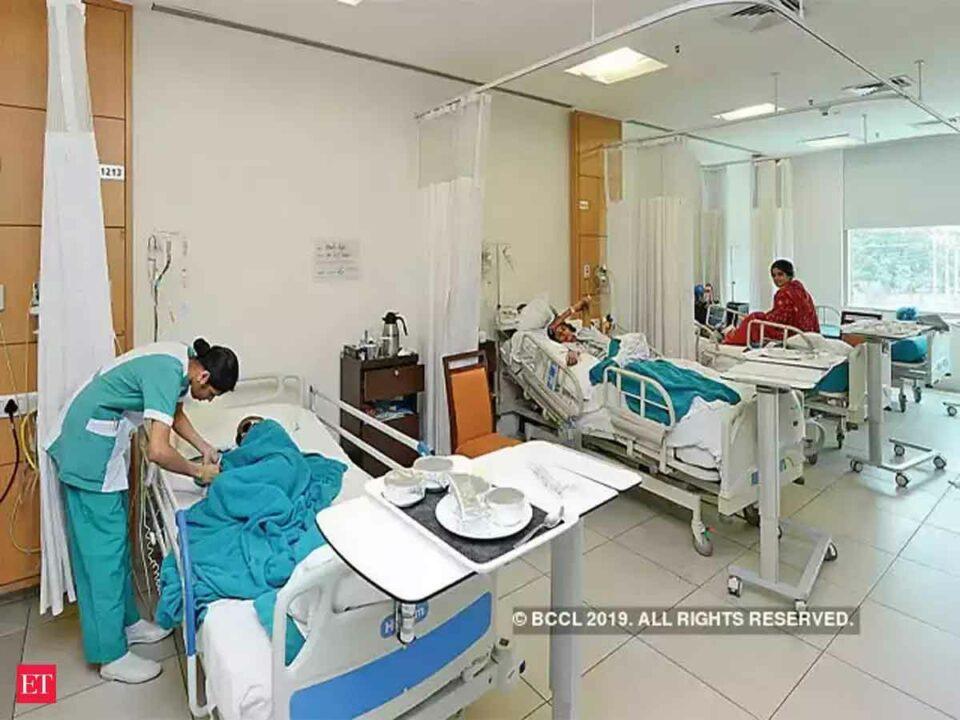 Maillot de bain दिल्ली में फिर गहरा रहा है कोरोना का प्रकोप, कई अस्पतालों में वेंटिलेटर-कोविड बेड्स फुल