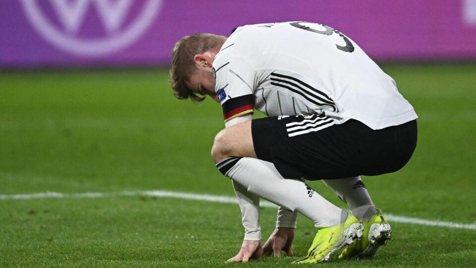 Maillot de bain WM-Qualifikation Deutschland nach der Pleite gegen Nordmazedonien in der Einzelkritik