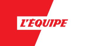 Maillot de bain Le Flash L'Équipe – Edition du 01/04
