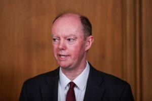 Maillot de bain England's chief medical officer beileves native lockdowns will no longer return