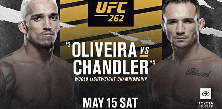 Maillot de bain UFC 262 fleshy fight card unveiled, including Leon Edwards vs. Nate Diaz