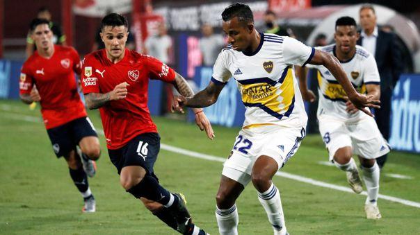 Maillot de bain Boca Juniors vs. Defensa y Justicia EN VIVO: seguir EN DIRECTO el partido por la Copa Liga Profesional