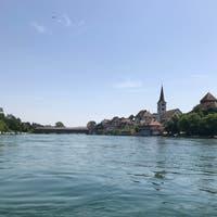 Maillot de bain Polizei findet Leiche der vermissten Taucherin im Rhein bei Diessenhofen