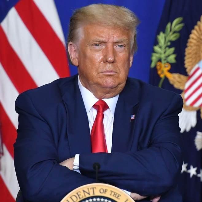 Maillot de bain Abofalle Trump – Ex-US-Präsident zockte seine Spender ab