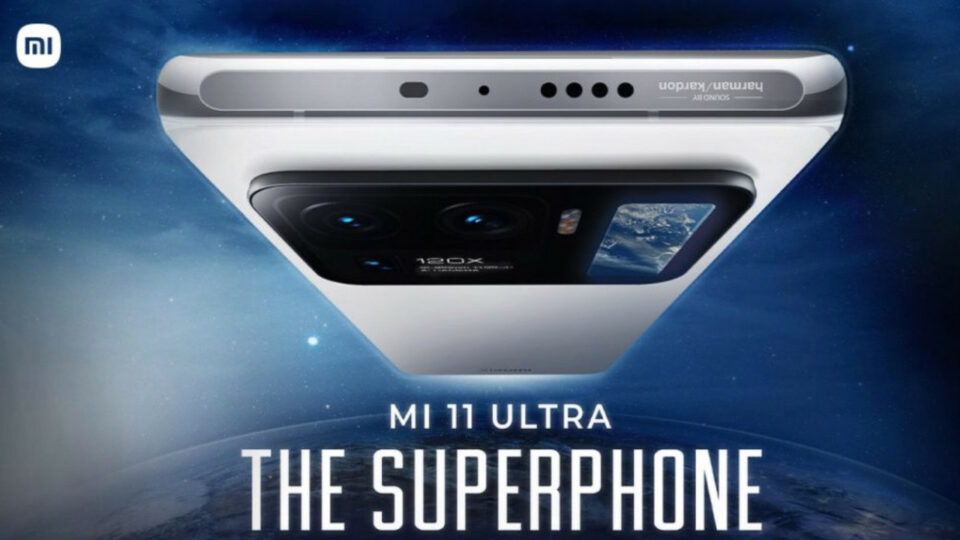Maillot de bain Xiaomi Mi 11 Ultra telefon mu yoksa profesyonel kamera mı?