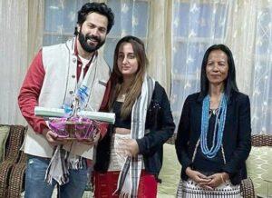 Maillot de bain Varun Dhawan and Natasha Dalal donate Rs 1 lakh for fire victims of Arunachal Pradesh