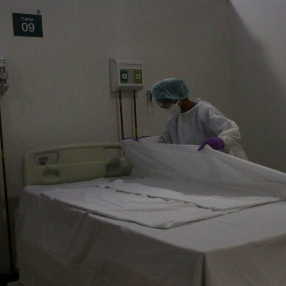 Maillot de bain Detienen a empleado de hospital acusado de violar a paciente intubada por Covid-19 en CDMX: ISSSTE