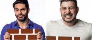 Maillot de bain 'BBB21': enquete UOL mostra disputa acirrada entre Caio e Rodolffo