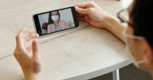 Maillot de bain Verizon unveils unusual virtual care platform