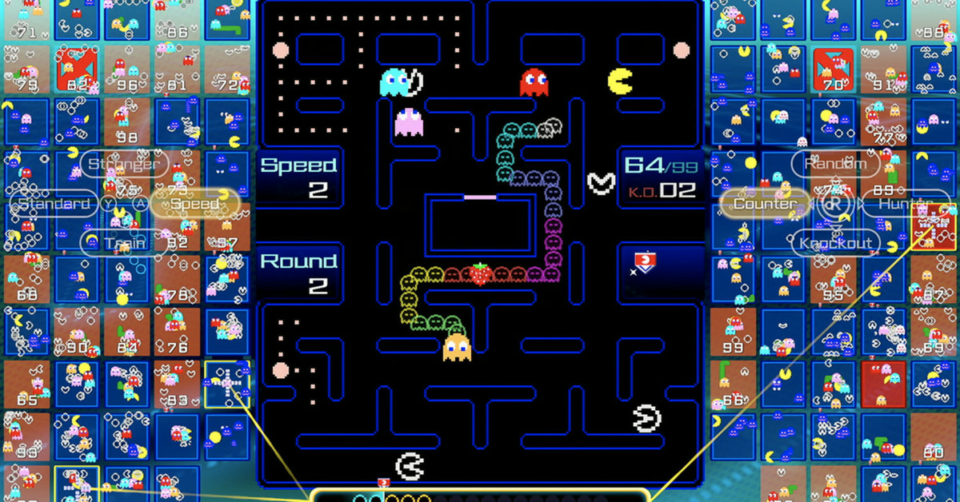 Maillot de bain Pac-Man ninety 9 is a new battle royale sport for the Swap