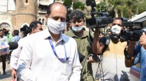 Maillot de bain Ambani security dread: Sachin Waze's NIA custody extended till April 9