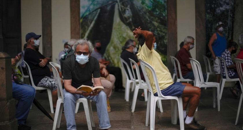 Ecole Le strive against contre la Covid de plus en plus chaotique au Brésil
