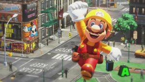 Maillot de bain Logran llegar al reino final de Great Mario Odyssey en 12 minutos