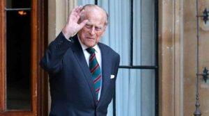 Maillot de bain HRH The Duke of Edinburgh: An expensive pal to Pakistan shall be sorely neglected