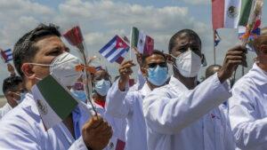 Maillot de bain Pdte. de Cuba responde a agradecimiento expresado por México