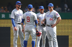 Maillot de bain Is it the tip of an era for the Cubs? — MLB on FOX crew weighs in