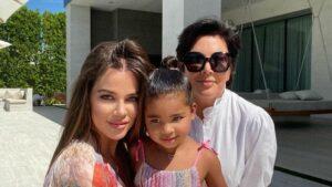 Maillot de bain Appropriate form ist drei: So süß gratulierten die Kardashian-Jenners